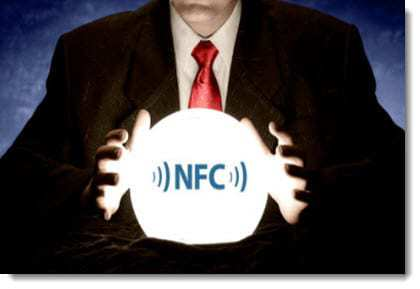 NFC tags technology