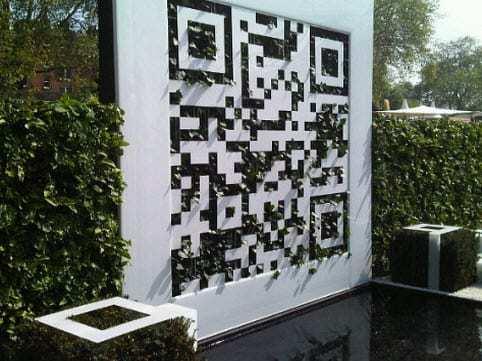 QR Code Garden