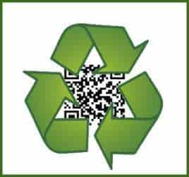 QR codes help consumers recycle more efficiently