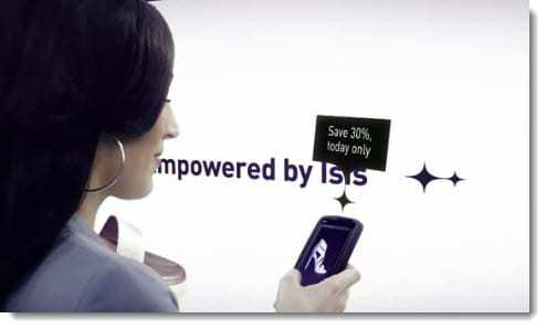 Galaxy S II the first device to support Isis