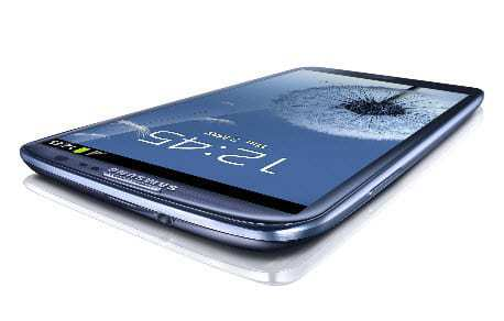 Galaxy S III NFC Technology