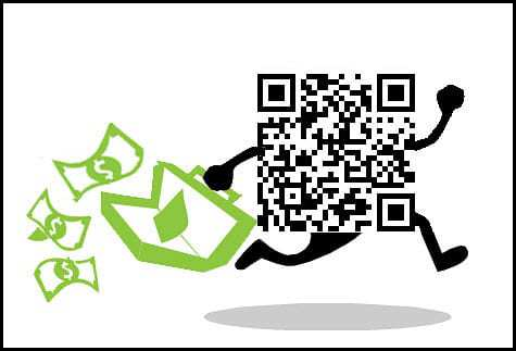 QR codes in mobile commerce