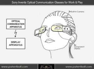 Augmented reality glasses from Sony may be coming