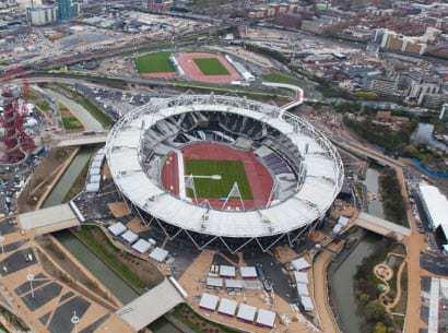 2012 Olympics Stadium