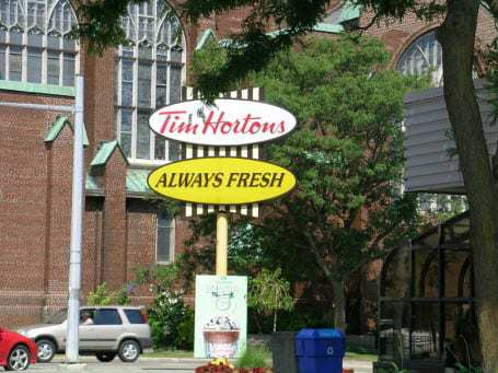 Mobile payments app to be introduced by Tim Hortons