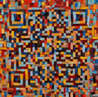 Trevor Jones, QR Code Art
