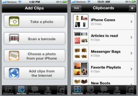 Clipix QR Code