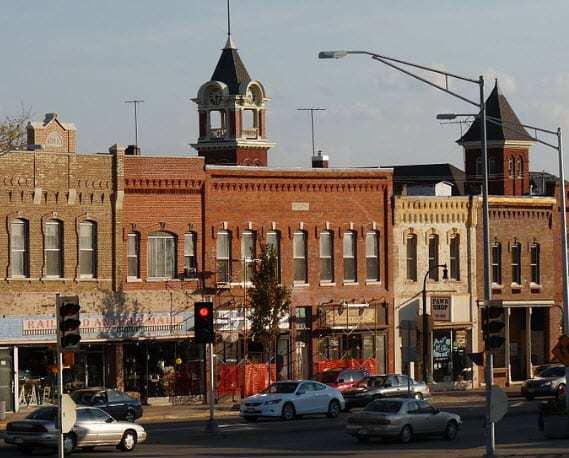 Marshfield Wisconsin