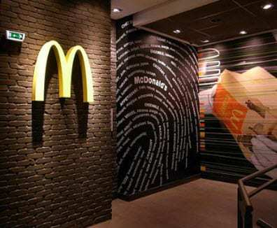 McDonalds NFC Technology mobile payments
