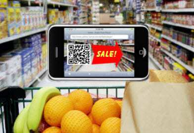 Mobile Coupons with QR Codes