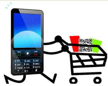 QR Codes Marketing for mobile shoppers