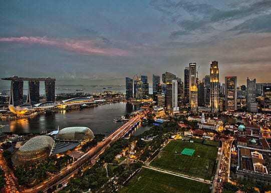 Singapore Mobile Commerce