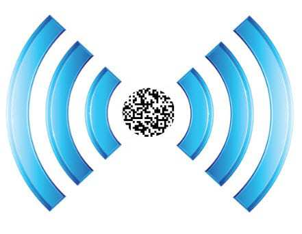 Wifi qr code scanning