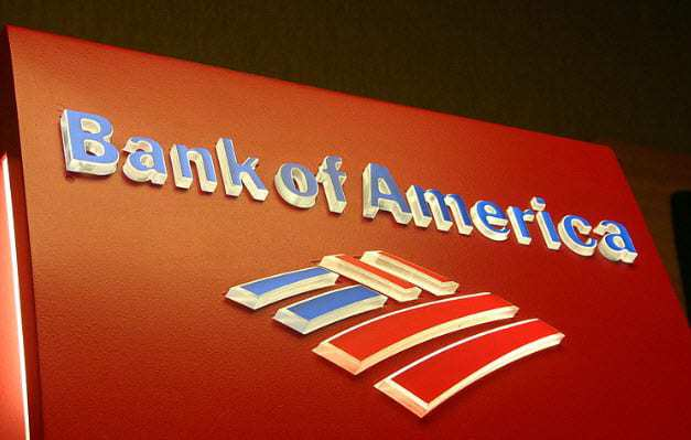 Bank of America mobile payments