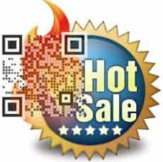 Hot Sale QR Code