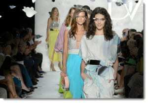Project Glass at New York Fashion Week