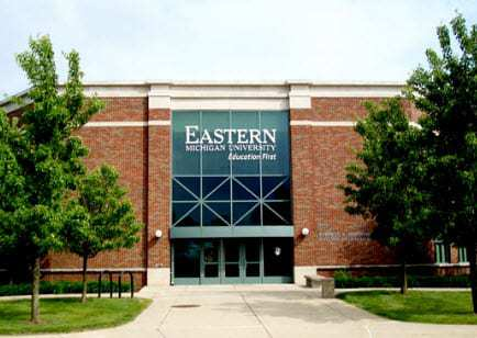 Eastern Michigan University QR Codes