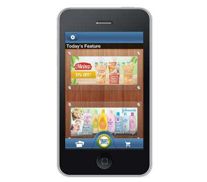 Mobile Commerce Grocery Shopping App