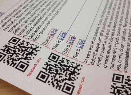QR Codes Inky Linky