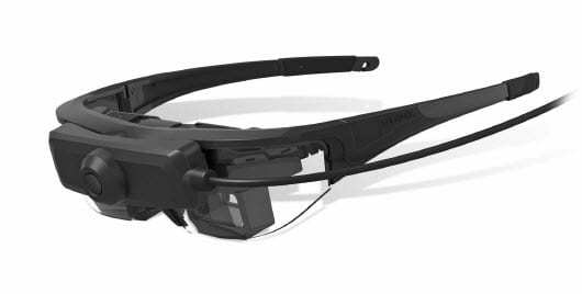 Vuzix Augmented Reality Glasses