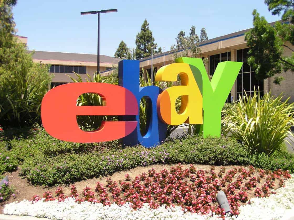 Ebay augmented reality Mobile Commerce