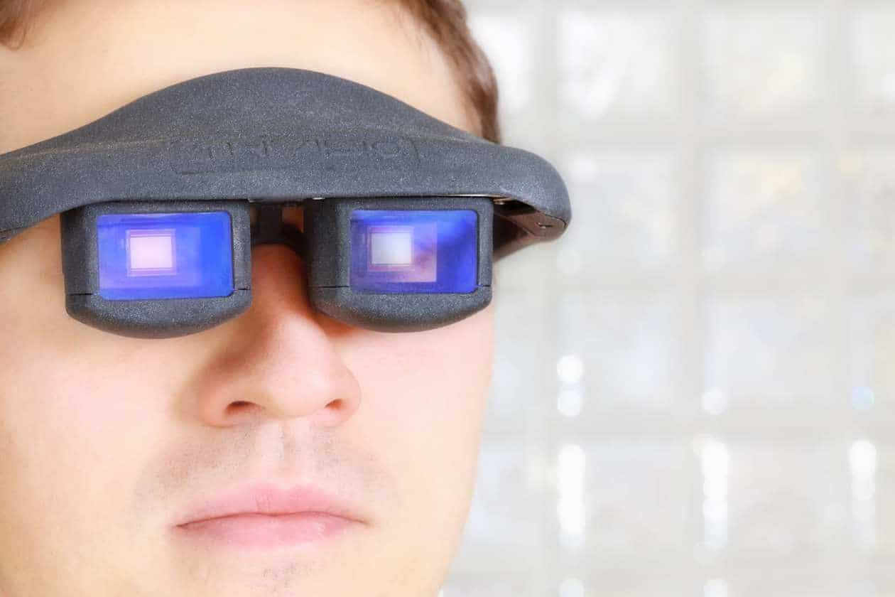 Fraunhofer augmented reality glasses hands free