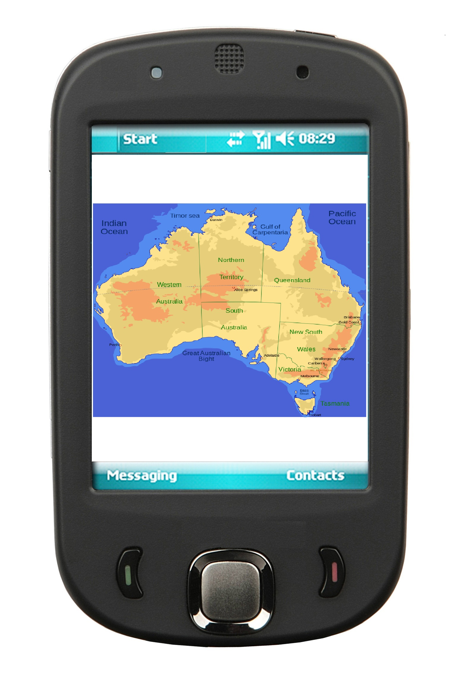 Mobile Commerce Australia
