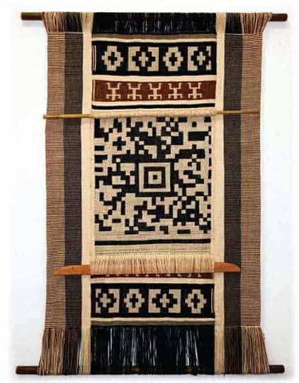 QR Code Textiles