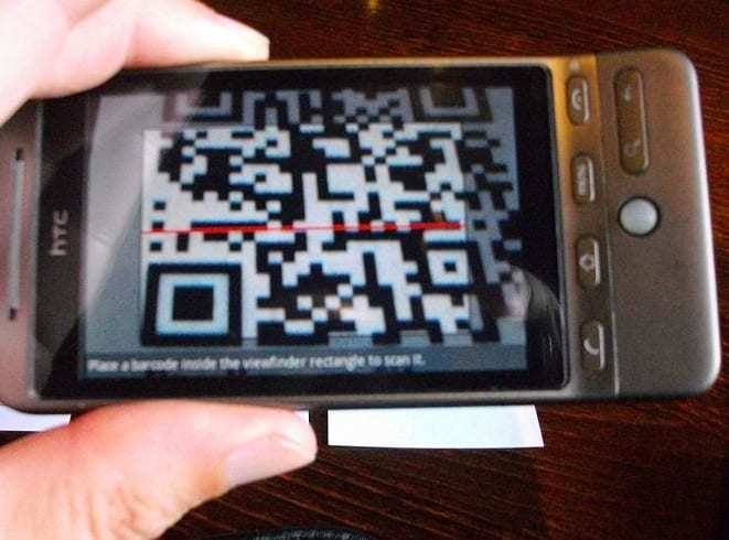 Walls360 puts QR codes to good use