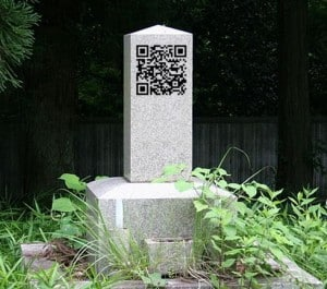 QR codes to be used on war graves in Oxford