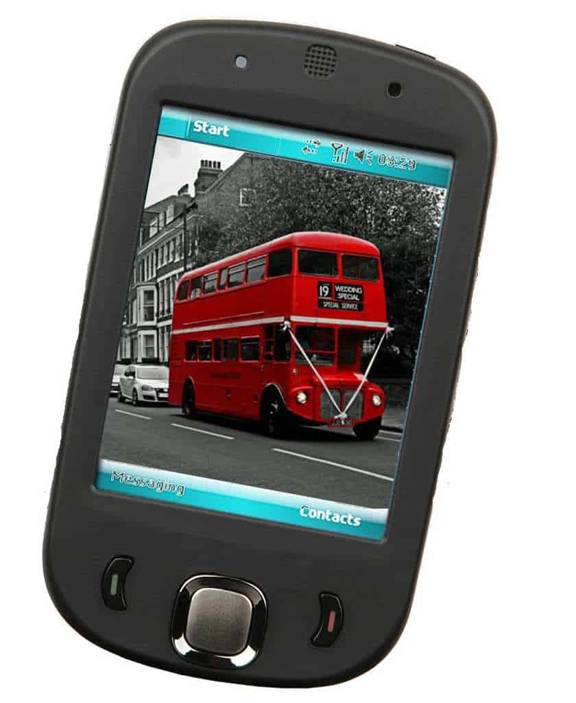 mobile commerce london england