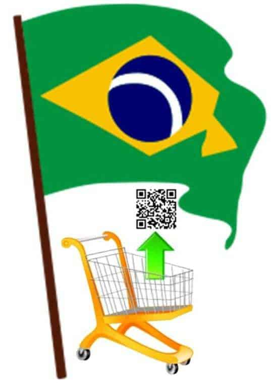 Brazil mobile payments qr codes
