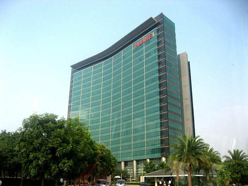 Huawei headquarters china smartphones mobile commerce