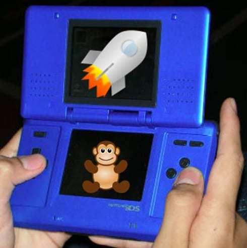 augmented reality mobile game console