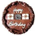 QR Cake and other fun QR code stunts