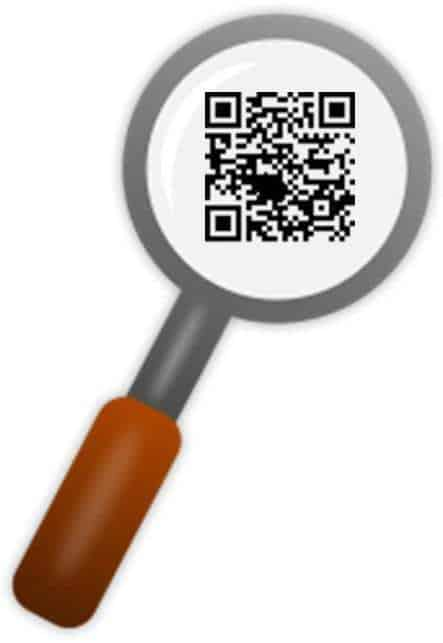 invisible qr codes