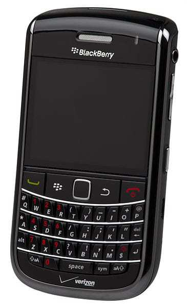 blackberry android - bold 9900 mobile apps