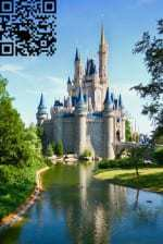 QR codes added to Disney campaign to appeal to kids