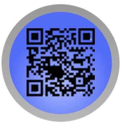 qr codes button tags business cards