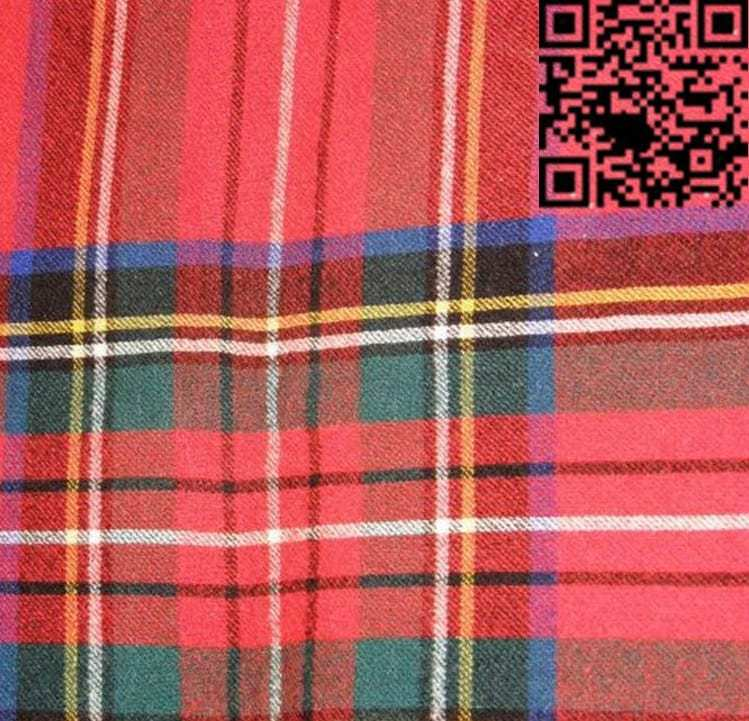 qr codes charity blankets