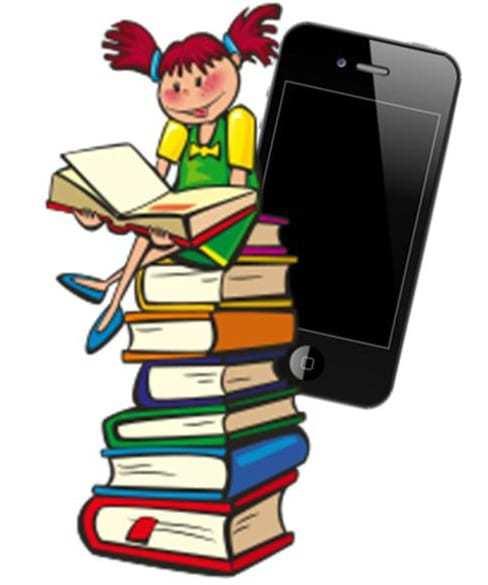 QR codes book school mobile shopping