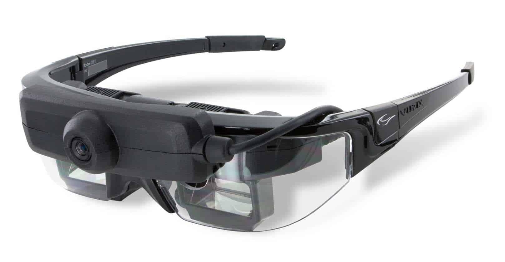 augmented reality glasses Vuzix star 1200xld