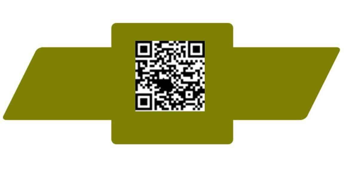chevrolet malibu QR codes