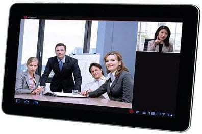 mobile phone video technology
