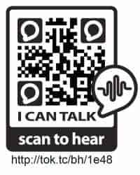 Tokkers Releases Audio QR Codes That Make Anything Talk