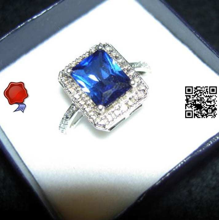 Jewelry certification QR codes