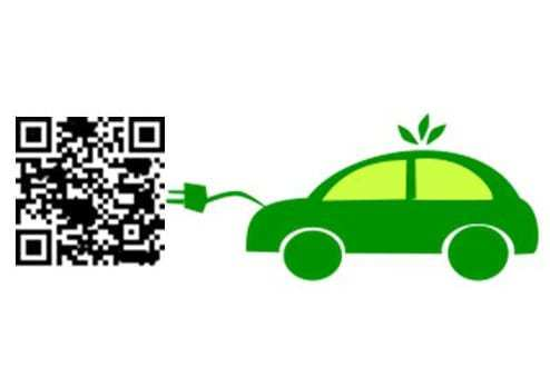 electric vehicle qr codes charging