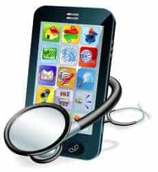 mHealth has the confidence of 96 percent of patients