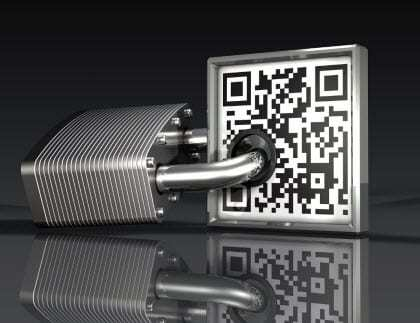 qr codes security