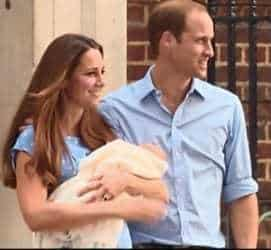 Social media marketing used by royals to announce birth of William and Kate's son